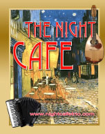 Logo of the Night Cafe Trio